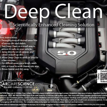 degreaser spray
