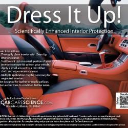 interior car dressing