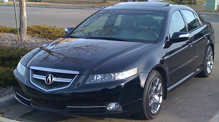 practically cool 2008 acura tl type s car care science. Black Bedroom Furniture Sets. Home Design Ideas